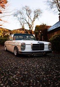 1969 Mercedes W114 250