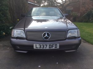 Mercedes SL320 73k FSH Rare & Outstanding!