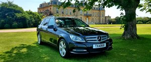 2013, LHD, MERCEDES C200 CDI SPORT, ESTATE, LEFT HAND DRIVE