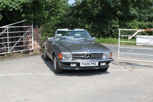 1989 Mercedes Benz 500SL 70k miles,Hard Top,Rear Seats, 2 owners