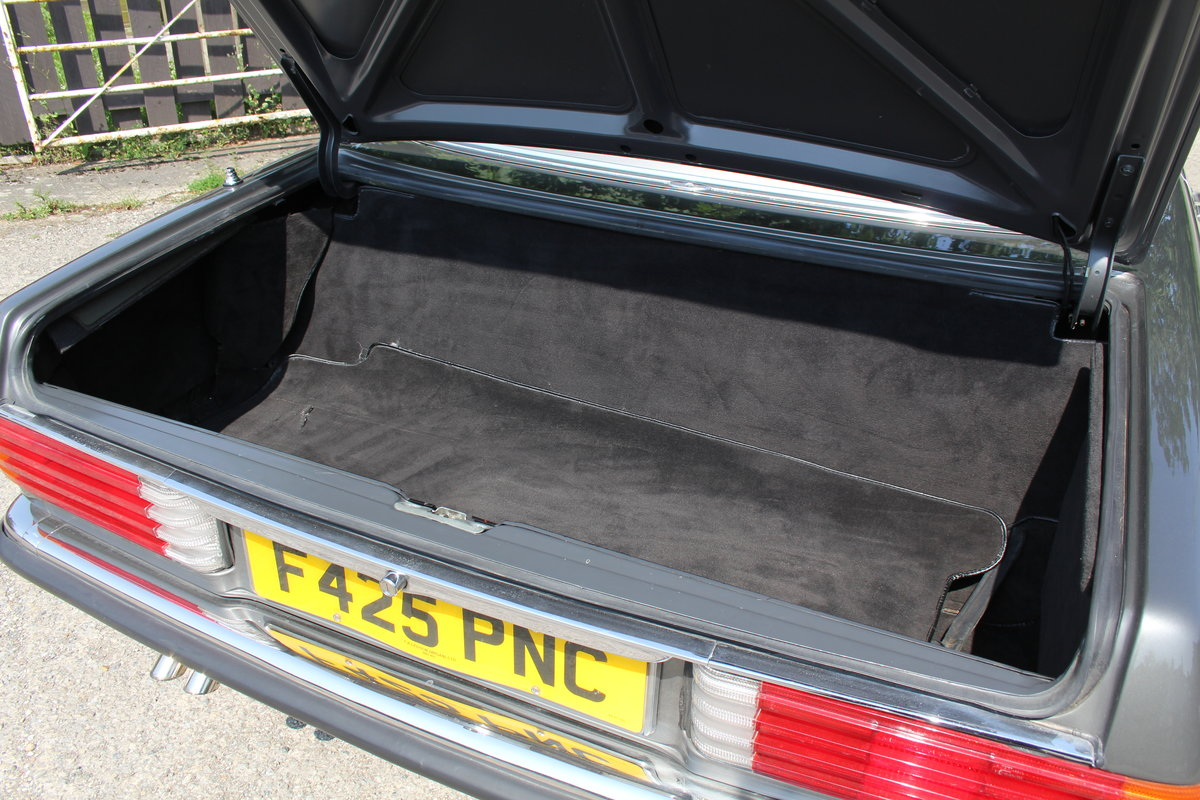 1989 Mercedes Benz 500SL 70k miles,Hard Top,Rear Seats, 2 owners For Sale (picture 15 of 18)