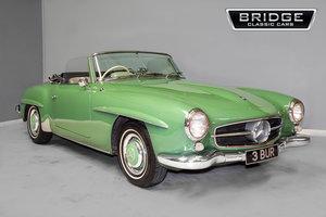 1957 MERCEDES 190 SL