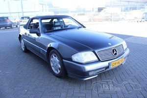 Mercedes-Benz 300SL 1993 original car