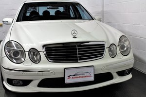 2005  Mercedes-Benz W211 E55 AMG,25,076 miles from new