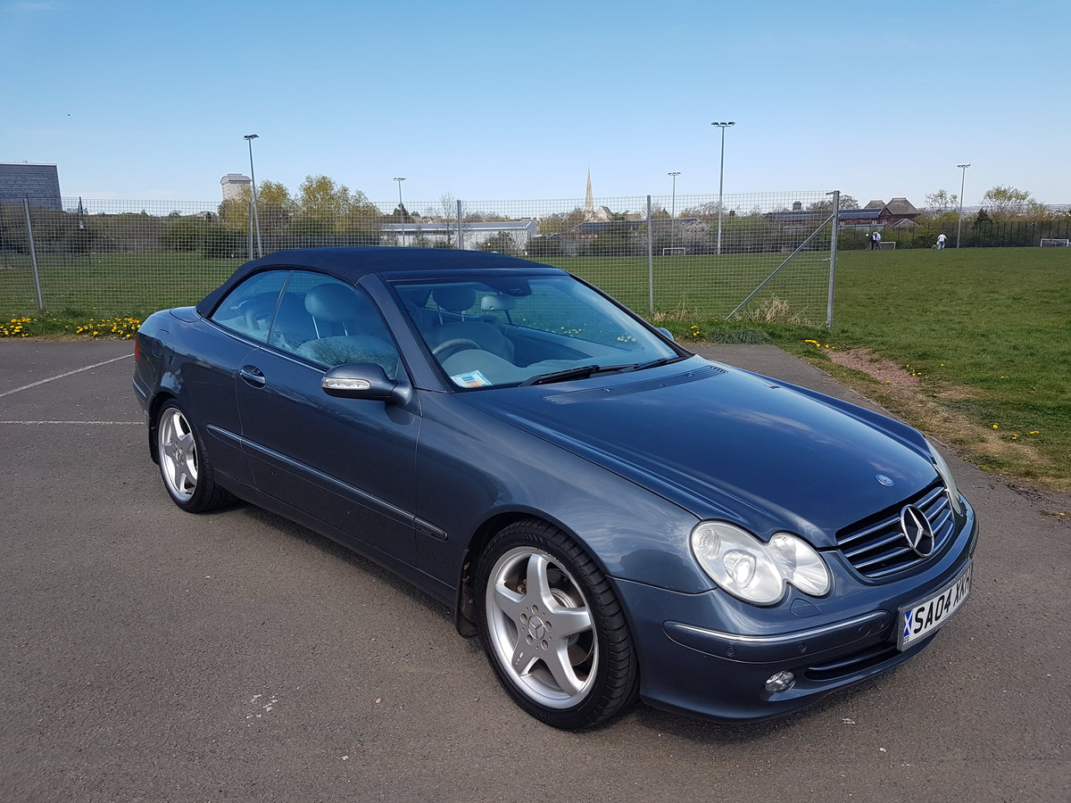 2004 Clk avanguard 3.2v6 For Sale (picture 2 of 6)