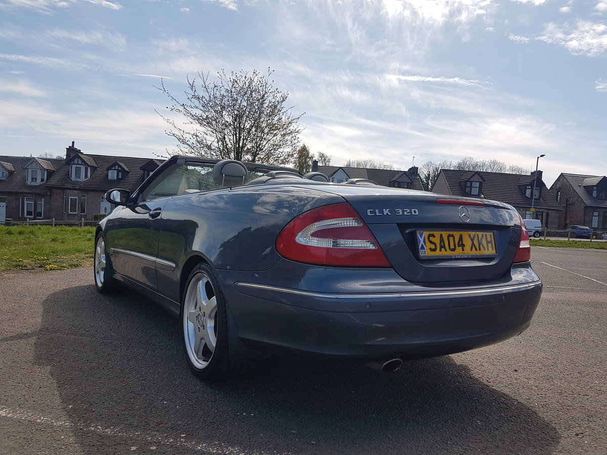 2004 Clk avanguard 3.2v6 For Sale (picture 3 of 6)