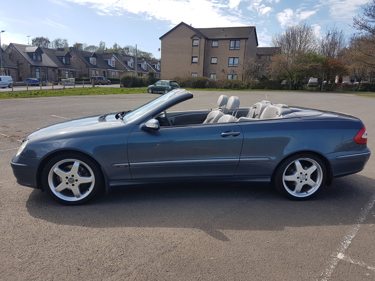 2004 Clk avanguard 3.2v6 For Sale (picture 4 of 6)