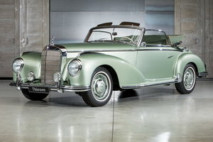 1953 Mercedes-Benz 300 S Cabriolet For Sale
