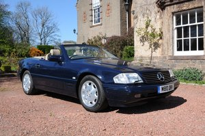 Picture of 1995 John Haynes's Mercedes SL 500. Only 19k miles. SOLD