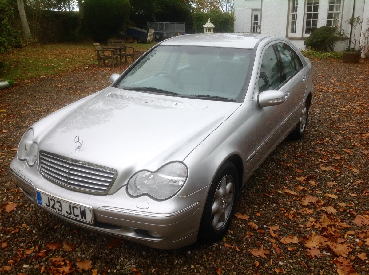 2003 C Class Rare  2007 low mileage For Sale (picture 1 of 6)