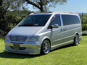 2004 MERCEDES-BENZ VIANO 3.2 AMBIENTE LONG WHEEL BASE BRABUS STYL