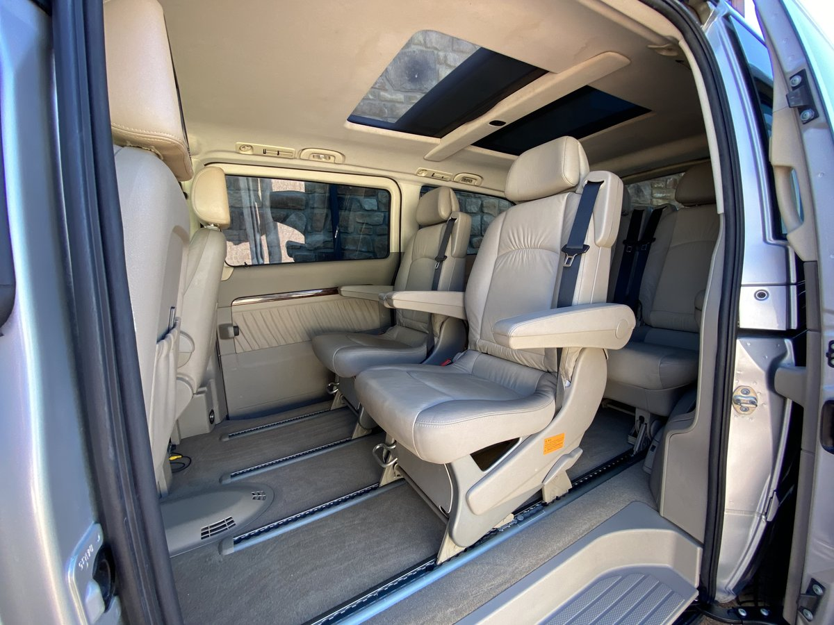 2004 MERCEDES-BENZ VIANO 3.2 AMBIENTE LONG WHEEL BASE BRABUS STYL SOLD (picture 4 of 6)