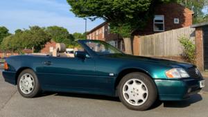 1995 Mercedes SL280