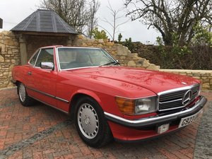 1989 Mercedes 300 SL Stunning 2 Owners