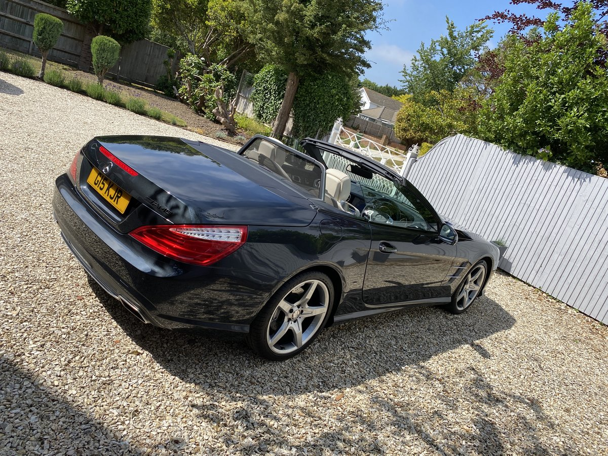 2013 SOLD - MERCEDES BENZ 350SL SPORT-AMG SPEC- SOLD For Sale (picture 6 of 6)