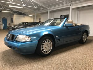 1996 MERCEDES SL 320 FOR SALE ** ONLY 40,000 MILES