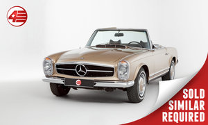Picture of 1970 Mercedes 280SL Pagoda /// The Best We've Seen SOLD