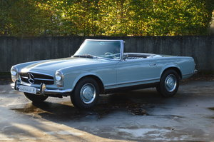 1967 (1073) Mercedes-Benz 230 SL Pagode For Sale