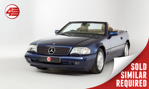 Picture of 1996 Mercedes R129 SL500 /// Panoramic Hardtop /// 64k Miles SOLD