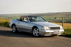 Mercedes SL320 FACELIFT R129 - With Hard Top