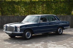 (1067) Mercedes-Benz 280 SE Automatic (W114)