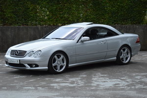 Picture of 2003 (1015) Mercedez-Benz CL 55 AMG Kompressor For Sale