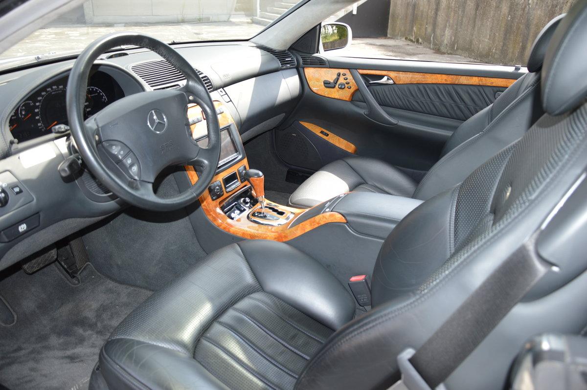 2003 (1015) Mercedez-Benz CL 55 AMG Kompressor For Sale (picture 3 of 6)
