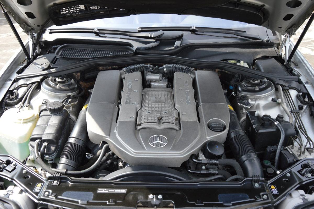 2003 (1015) Mercedez-Benz CL 55 AMG Kompressor For Sale (picture 5 of 6)