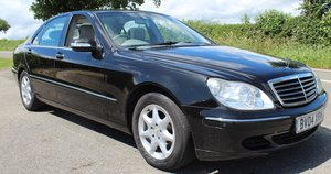 Picture of 2004 Mercedes Benz S320 CDI Limousine A 220  For Sale