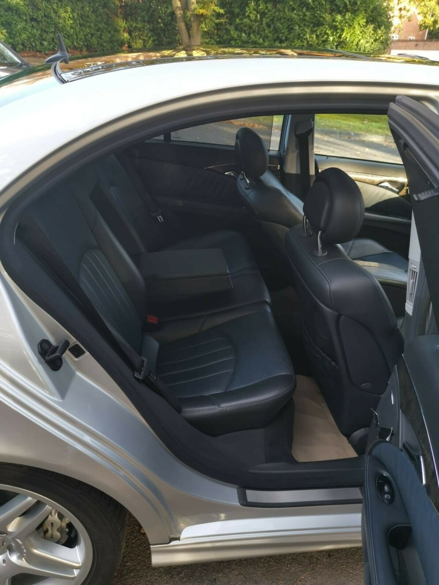 2004 Mercedes W211 E55 AMG Panoramic MOT March 2021 For Sale (picture 3 of 6)