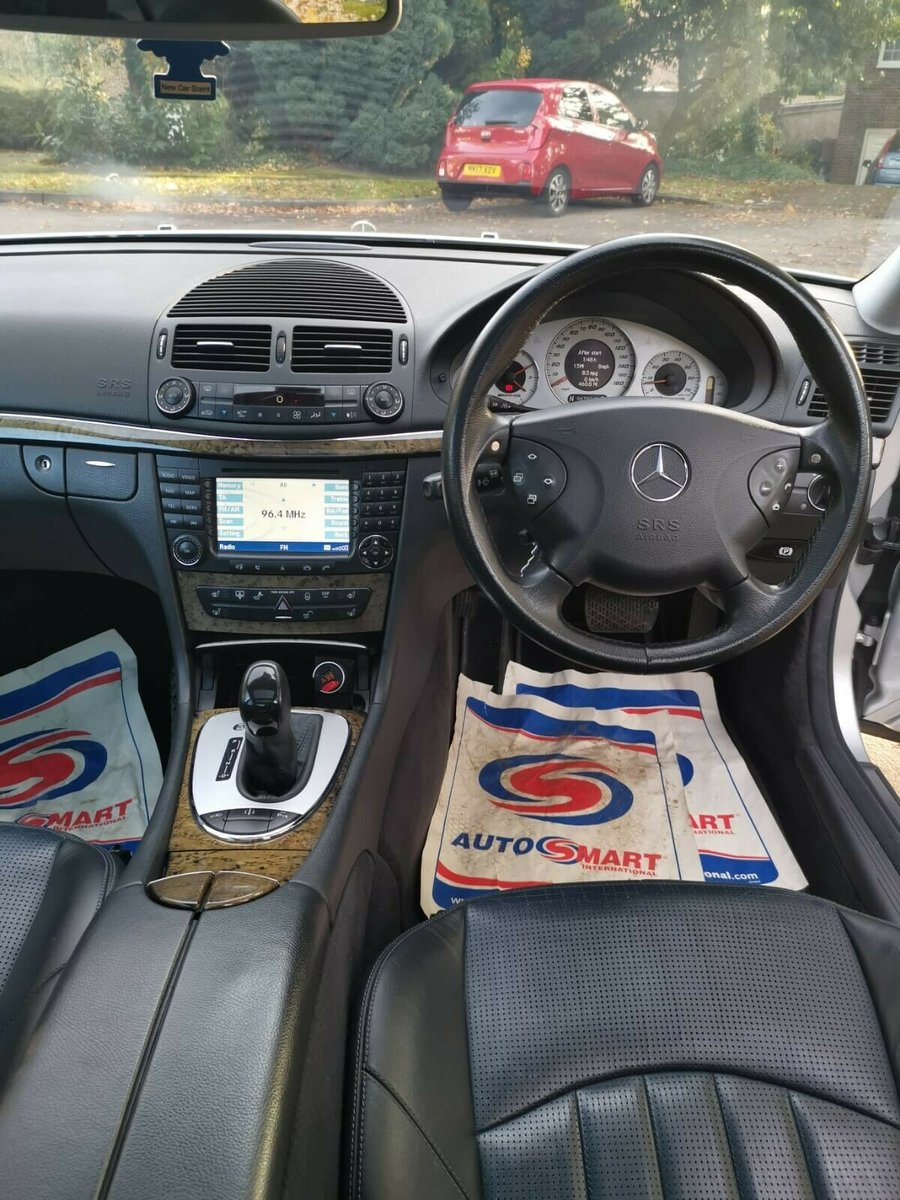 2004 Mercedes W211 E55 AMG Panoramic MOT March 2021 For Sale (picture 4 of 6)