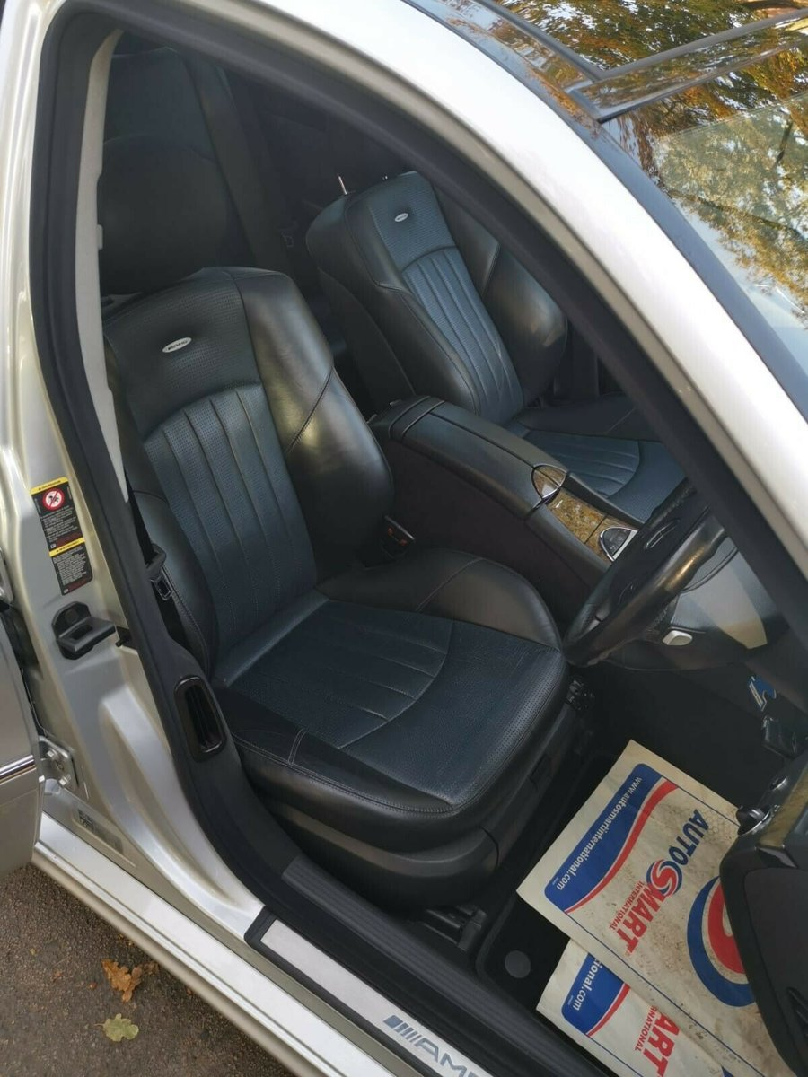 2004 Mercedes W211 E55 AMG Panoramic MOT March 2021 For Sale (picture 5 of 6)