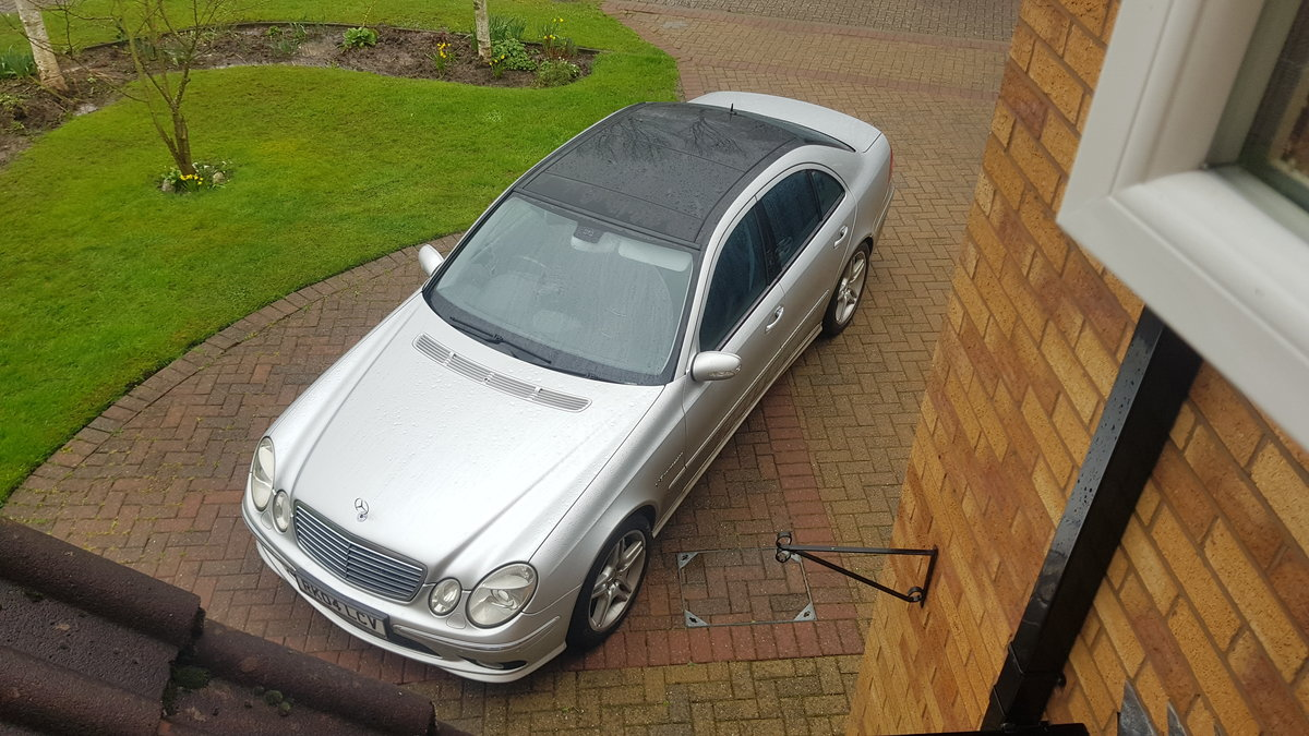 2004 Mercedes W211 E55 AMG Panoramic MOT March 2021 For Sale (picture 6 of 6)