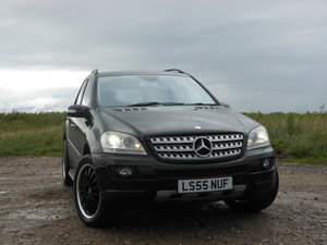 2005 Mercedes ML320 V6 CDI SPORTS 7G-Tronic New Shape SOLD