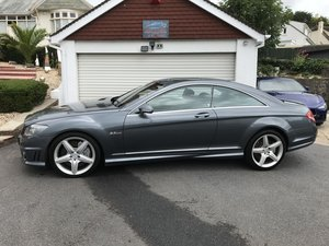 2008 MERCEDES CL63 AMG 525BHP Top of the range PX/POSS