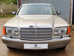 1990 ONLY 23,000 Miles - Rare Manual - Mercedes 300 SE W126 For Sale