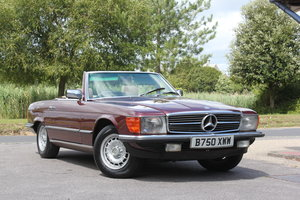 1985 Mercedes R109 280SL £40k spent
