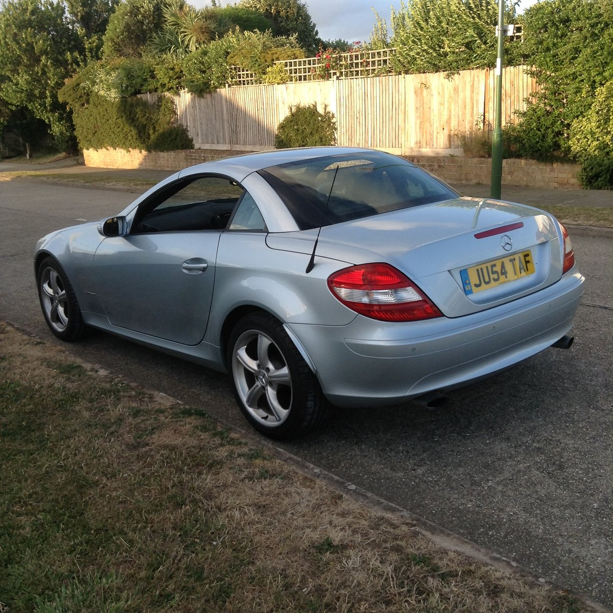 2004 Mercedes Slk 200 automatic  SOLD (picture 3 of 6)