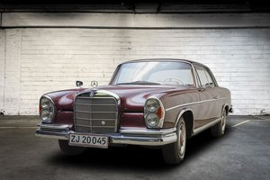 1964 Mercedes 300 SE Aut coupe