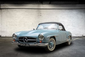 1959 Mercedes 190 SL
