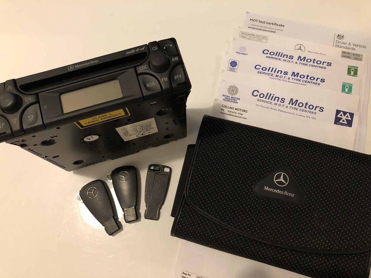 2000 Mercedes E320 W210 For Sale (picture 6 of 6)