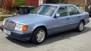 1992 Mercedes E 200 W124