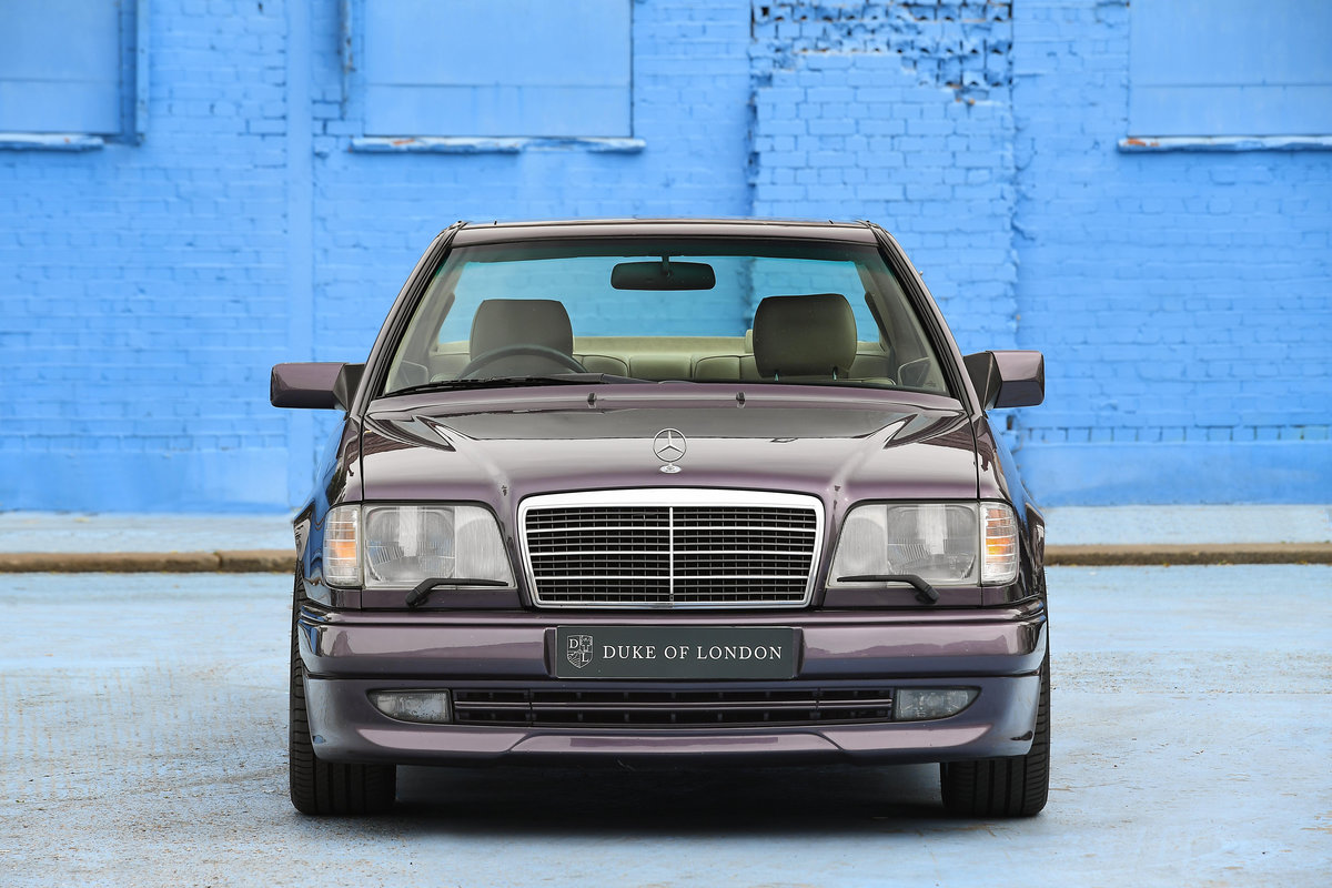 1994 Mercedes-Benz 320CE AMG W124 Coupe SOLD (picture 4 of 11)
