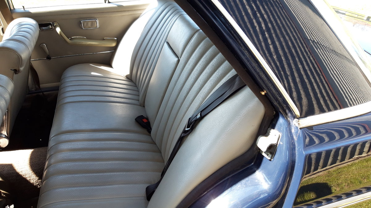 1972 MERCEDES BENZ 280 SE For Sale (picture 3 of 6)