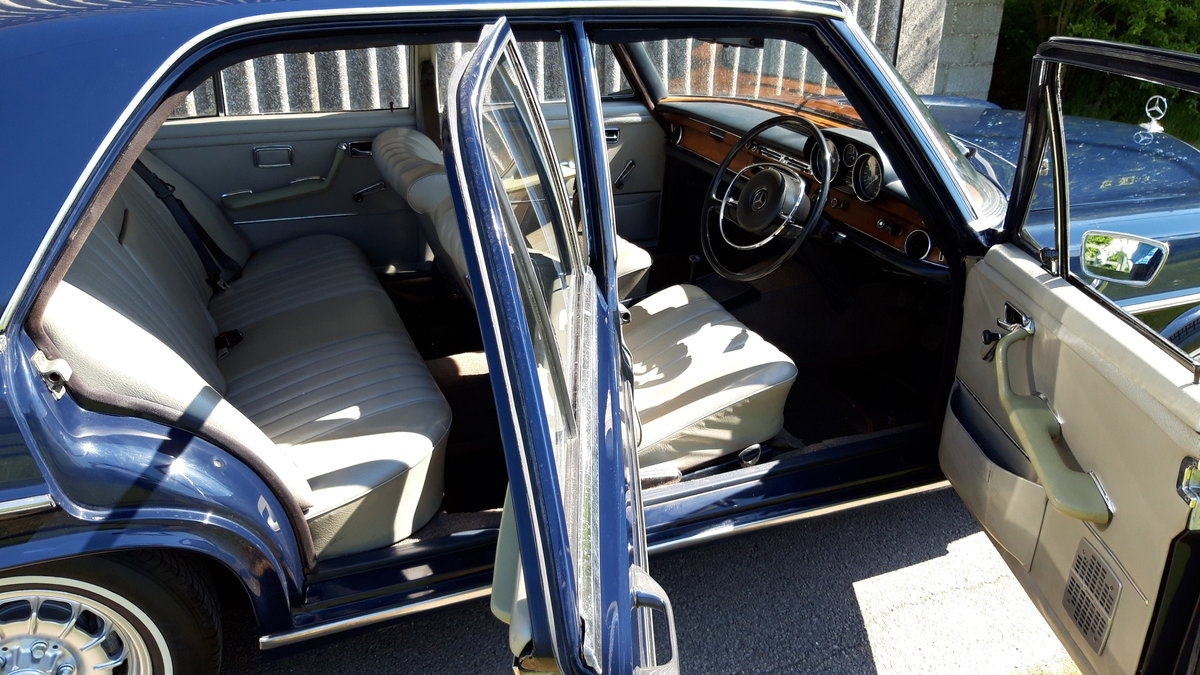 1972 MERCEDES BENZ 280 SE For Sale (picture 5 of 6)