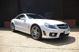 2008 Mercedes-Benz SL63 AMG Convertible Auto (28,027 miles) SOLD