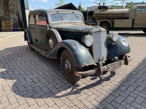Picture of 1937 Mercedes Benz 230, Mercedes, Mercedes Benz car, Staff car For Sale