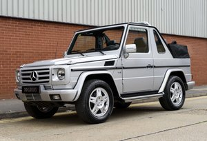 Picture of 2003 Mercedes-Benz G-Wagon Cabriolet G400 (LHD) For Sale