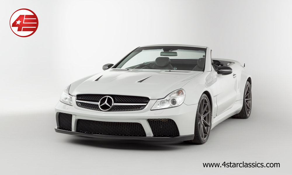 2003 Mercedes SL65 AMG Black Series Evocation /// SL500 For Sale (picture 1 of 6)