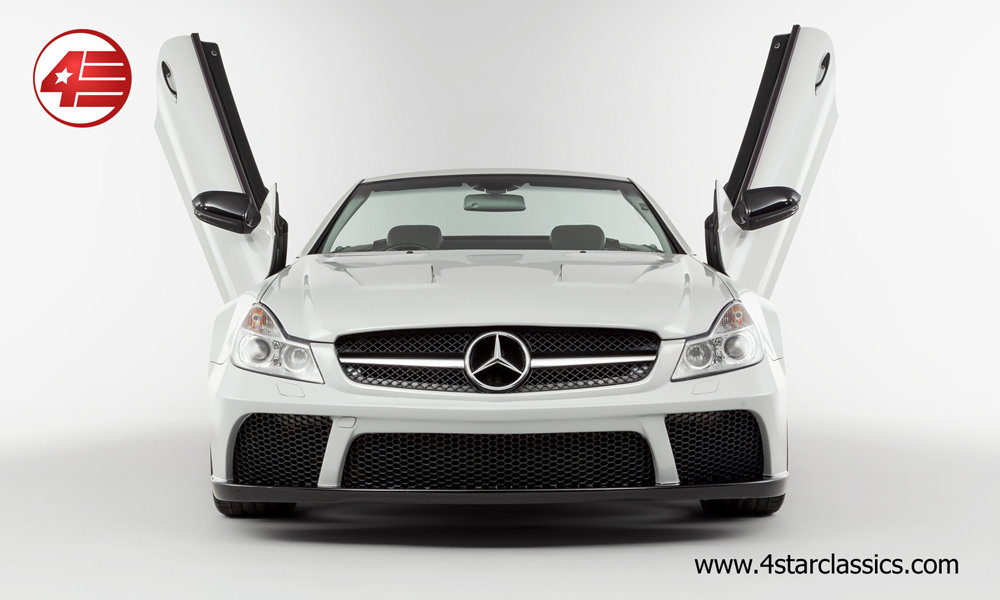 2003 Mercedes SL65 AMG Black Series Evocation /// SL500 For Sale (picture 2 of 6)